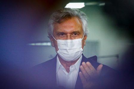 Governador de Goiás, Ronaldo Caiado (DEM)