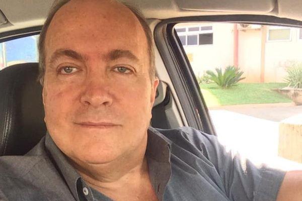 Emival Bueno, pai do vereador de Goiânia, Lucas Kitão (PSL)