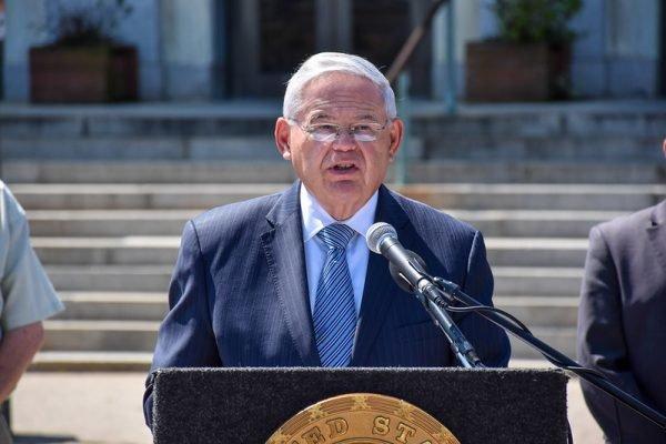 Presidente da Comissão de Relações Exteriores do Senado dos Estados Unidos, Bob Menendez