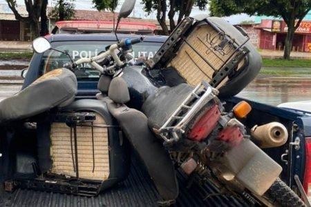 Desmanche de veículos em Ceilândia