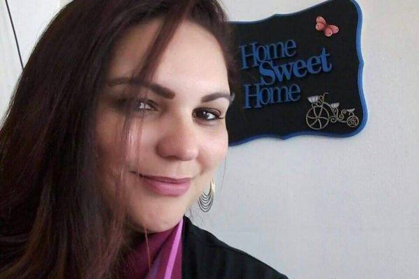 Rosileia Pereira Freitas, vítima de feminicídio