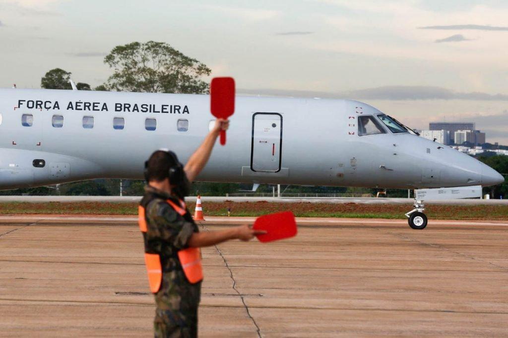 aviao fab força aérea brasileira
