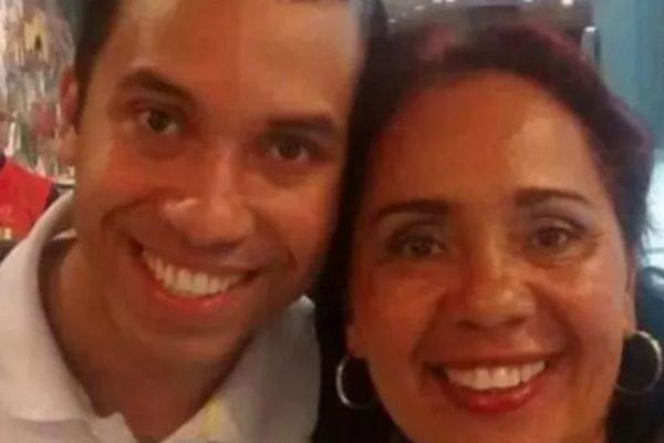 Gilberto Nogueira BBB e mãe Jacira Santanna