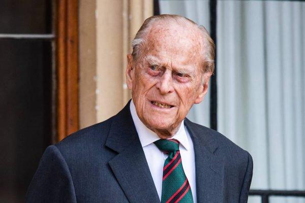 Duque de Edimburgo, príncipe Philip