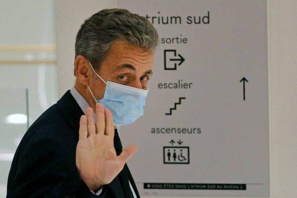 Nicolas Sarkozy