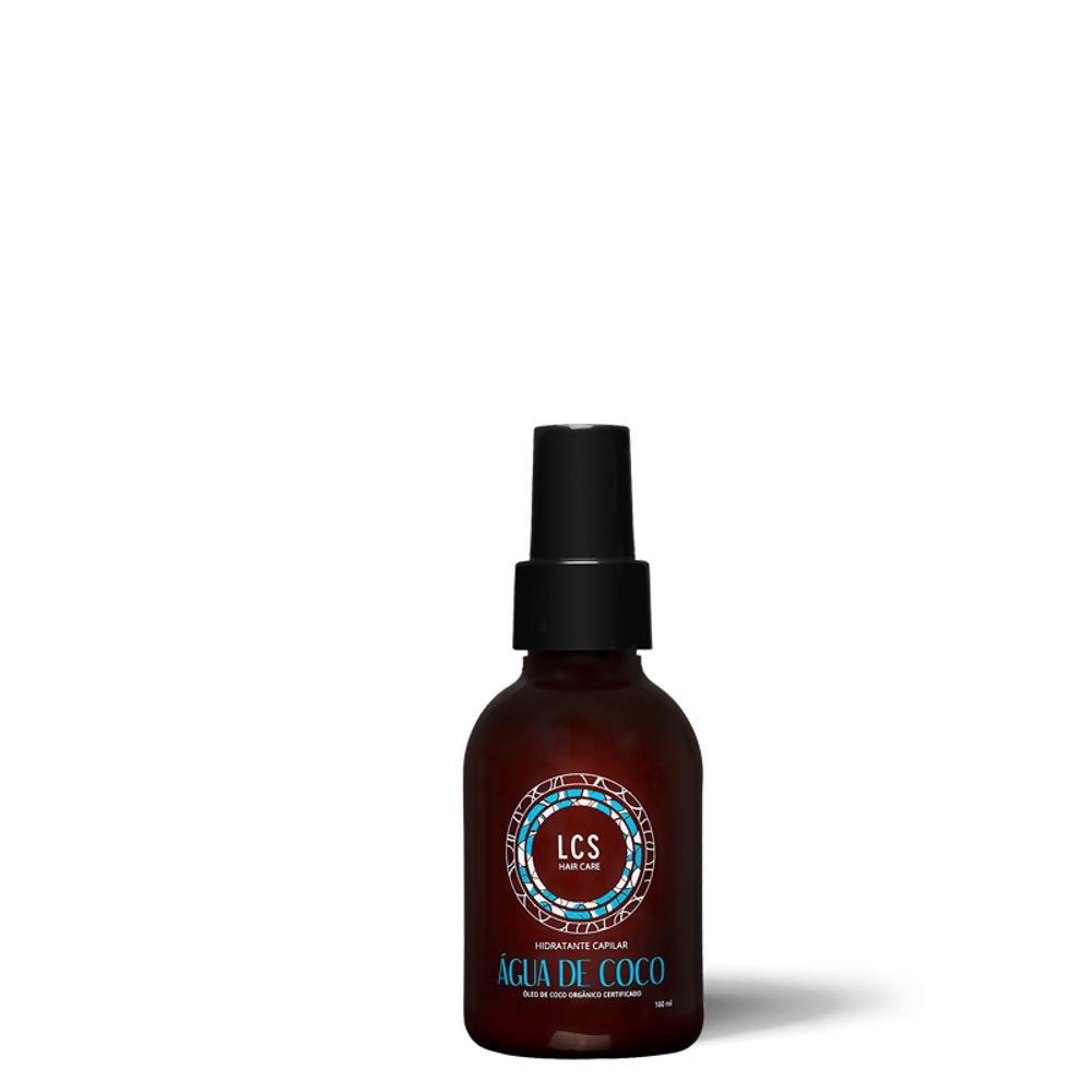 Hidratante capilar para todos os tipos de cabelo, da LCS