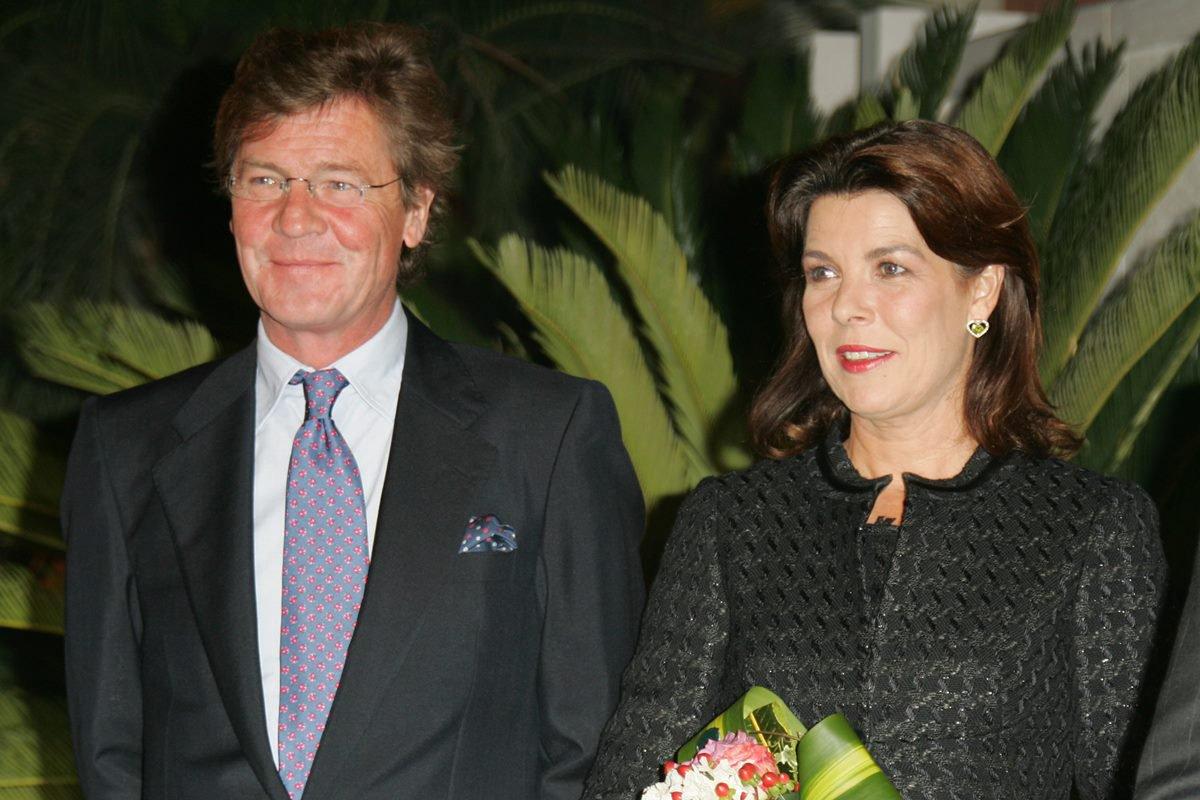 Príncipe Ernst August de Hanover e princesa Caroline de Mônaco