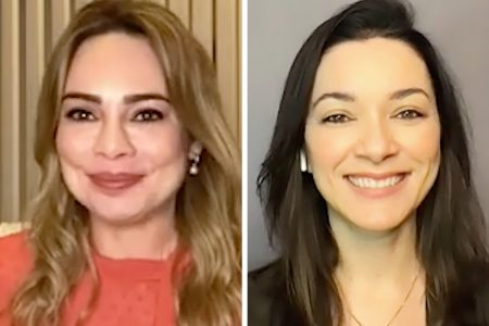 Rachel Sheherazade entrevista Ilona Szabo