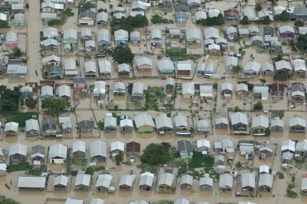 Enchentes no Acre