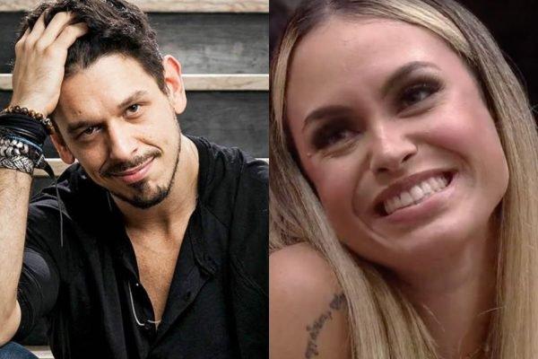 João Vicente de Castro e Sarah Andrade do BBB21