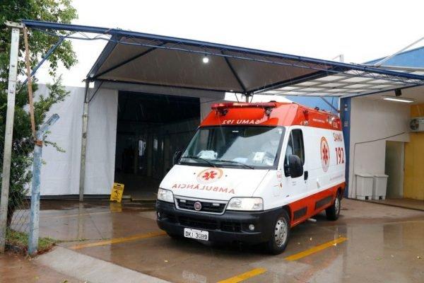Ambulância em Araraquara