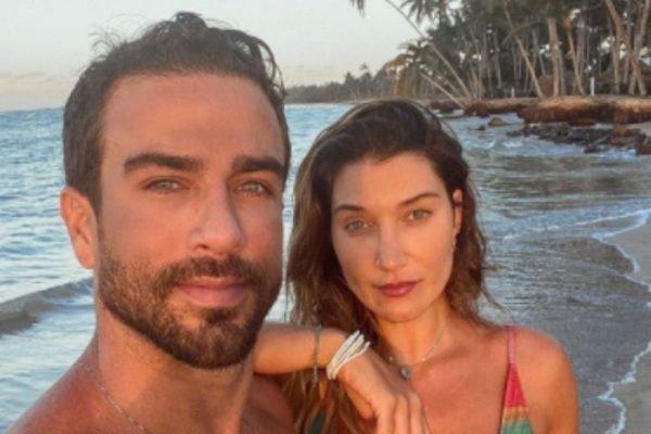 Erasmo Viana e Gabriela Pugliesi não estão mais juntos
