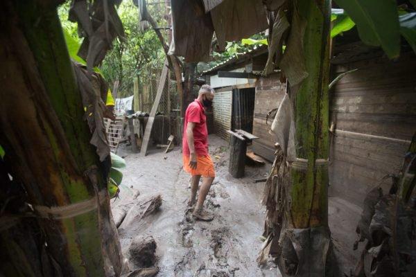 Chuva Vila Cauhy