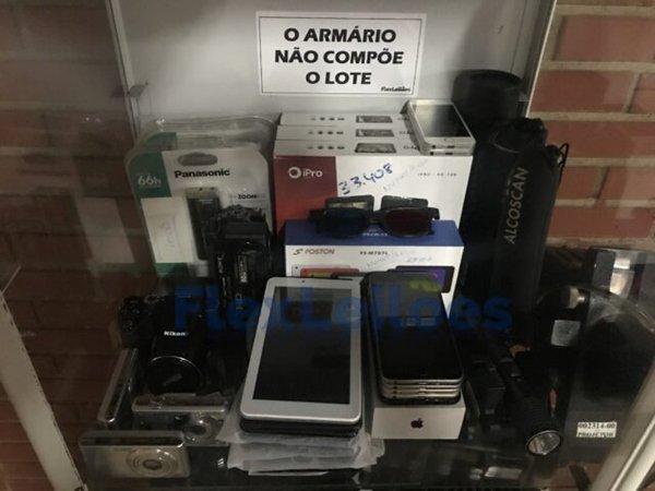 Lote tablets leilão 02/2021 Detran-DF
