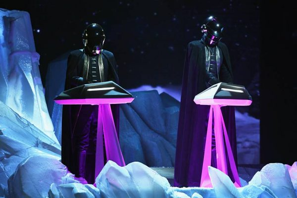Daft Punk no Grammy