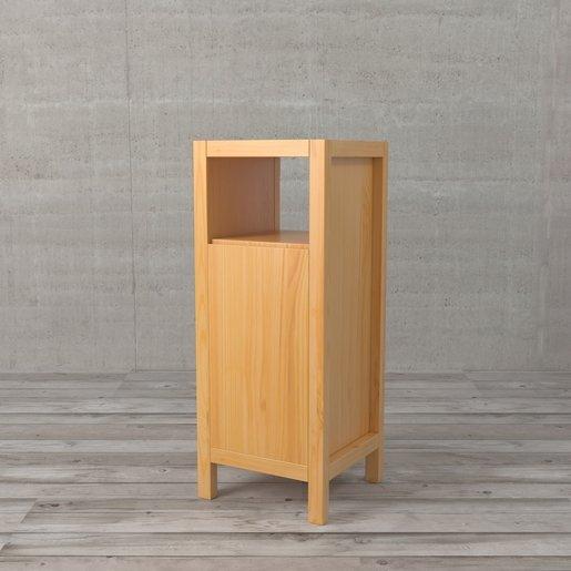 Armário para banheiro, da Etna, com 40x40x100cm