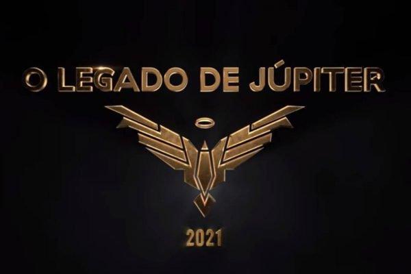 O Legado de Jupiter da Netflix