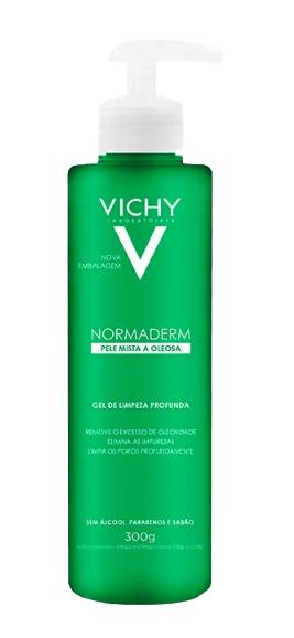 Gel de Limpeza Normaderm, da Vichy, 300ml