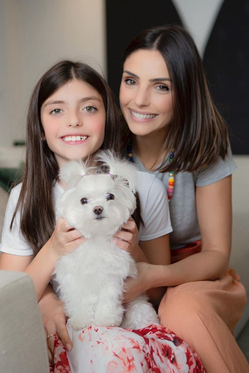 Isabella e Carol Celico