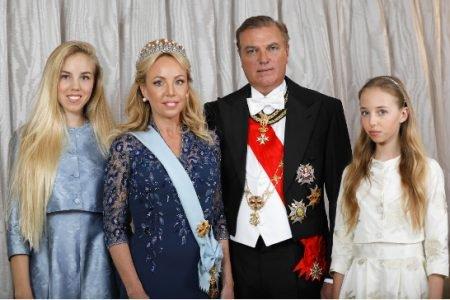 Família Real dos Bourbon Duas Sicílias