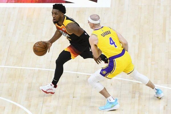 Utah Jazz x Los Angeles Lakers