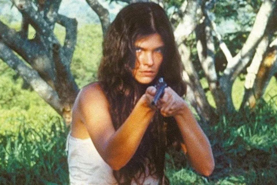 Cristiana Oliveira em Pantanal (1)