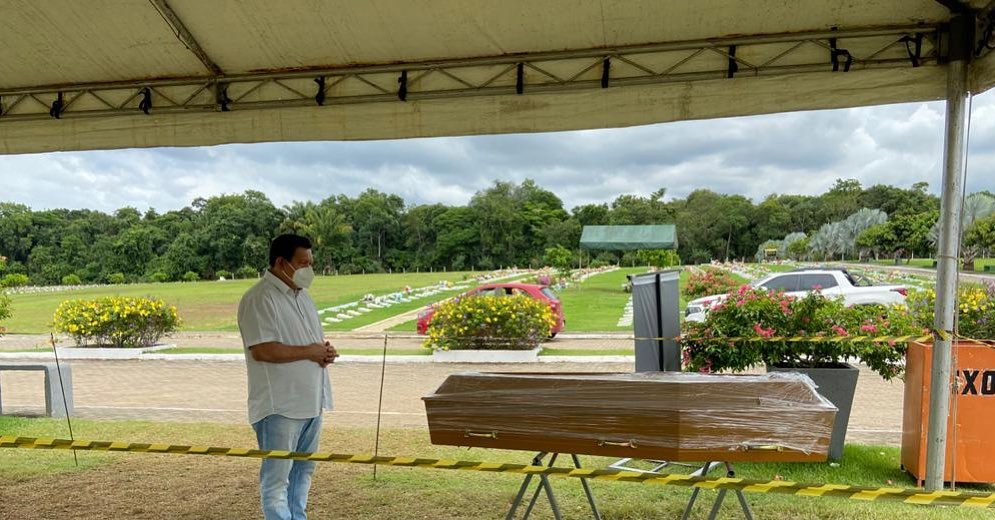 O juiz aposentado Francisco Rodrigues Balieiro, de 62 anos, perdeu durante a pandemia a filha, dois irmãos e dois cunhados para a Covid-19