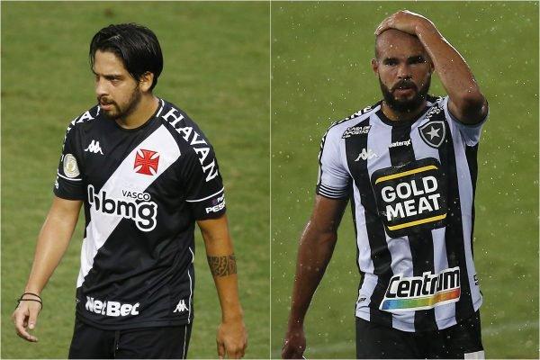 Vasco e Botafogo