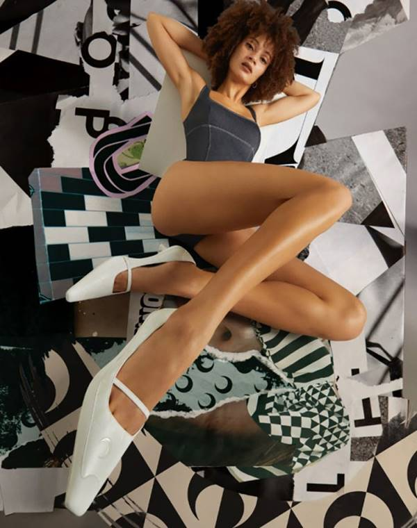 Nova collab de sapatos