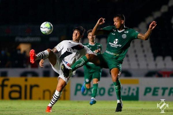 Vasco rebaixado com vitória sobre o Goiás