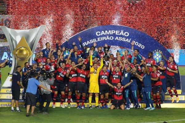 Flamengo Campeão Brasileiro 2021