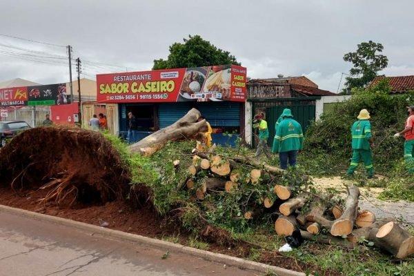 Chuva Goiânia