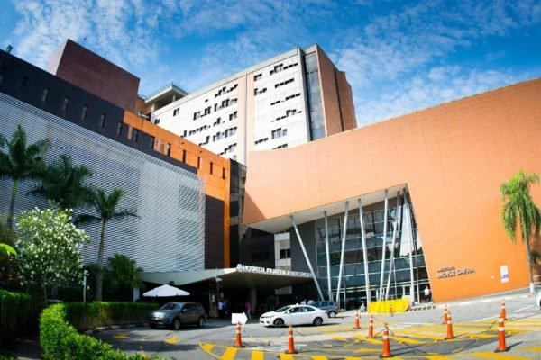 Unidade do Hospital Israelita Albert Einstein no Morumbi, em São Paulo