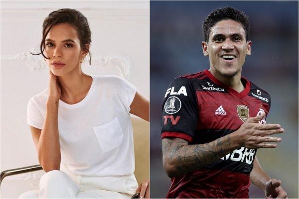 Bruna Marquezine e Pedro