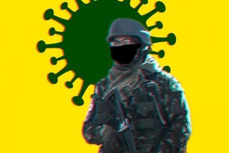 Cerca de 40,9 mil militares ativos das Forças Armadas foram diagnosticados com Covid-19