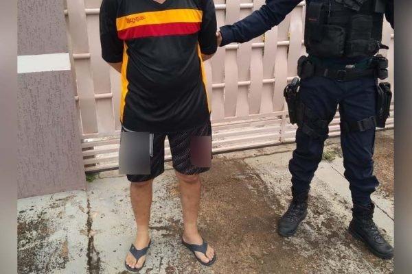 Ex-policial militar é preso em flagrante após estuprar mulher