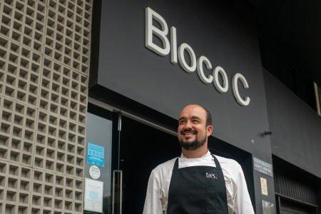 Restaurante Bloco C do Chef Marcelo Petrarca