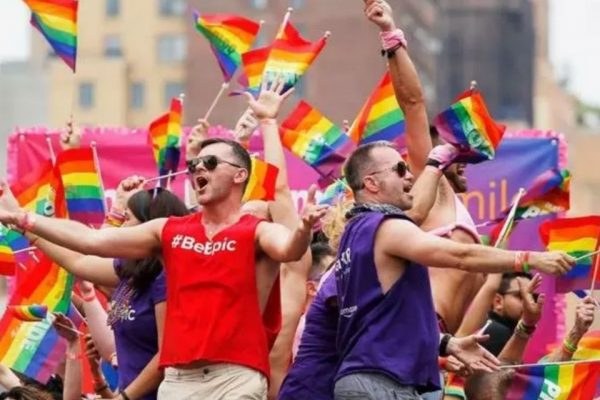 Parada gay nova york