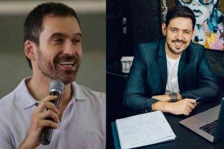 Marcelo Facchini e João Mendes Miranda