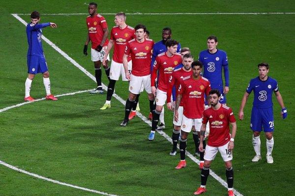 Chelsea e Manchester United - Premier League