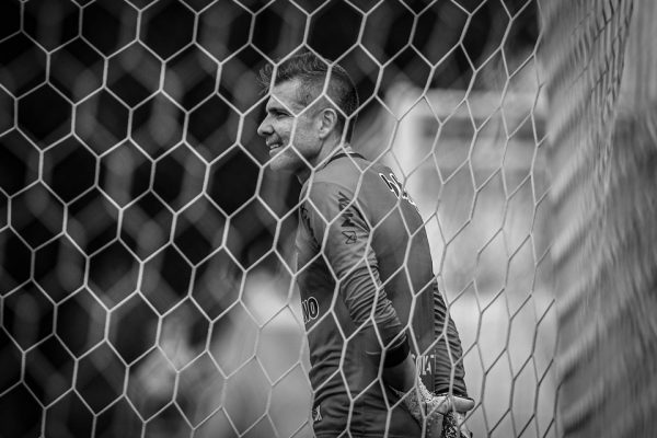 Goleiro Victor se aposenta no Atlético-MG