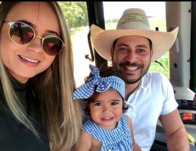 Caio, Waleria e Manuella