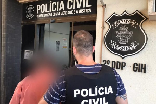 operação homicídio Polícia Civil Goiás