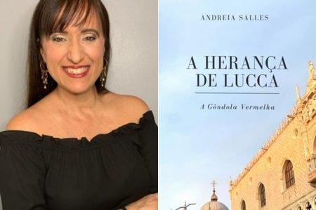 Andreia Salles - Livro