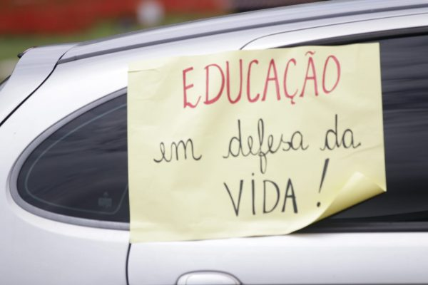 Carreata de professores