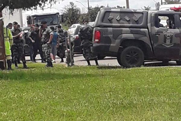 policiais militares