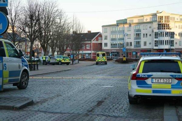 Ataque na Suécia