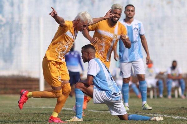 jogo entre brasiliense e luziânia