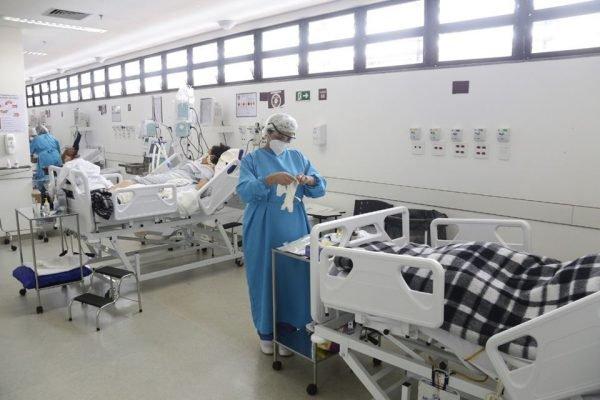 Hospital de Campanha da PM
