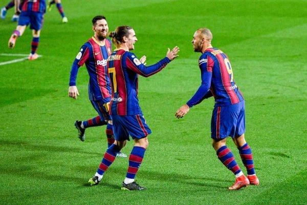 Barcelona avança na Copa do Rei